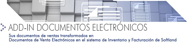 add-in documentos electronicos