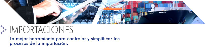 Software importaciones