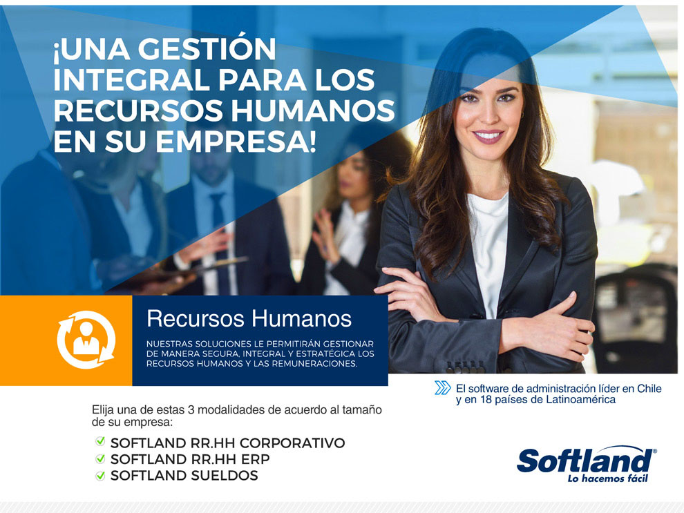 recursos humanos softland promocion oferta