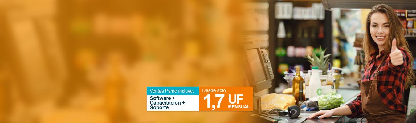 Emprende con el mejor Software de Ventas